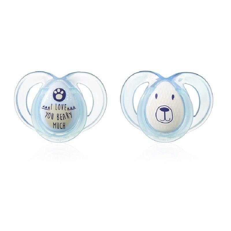 Tommee Tippee Chupete 6-18M noche