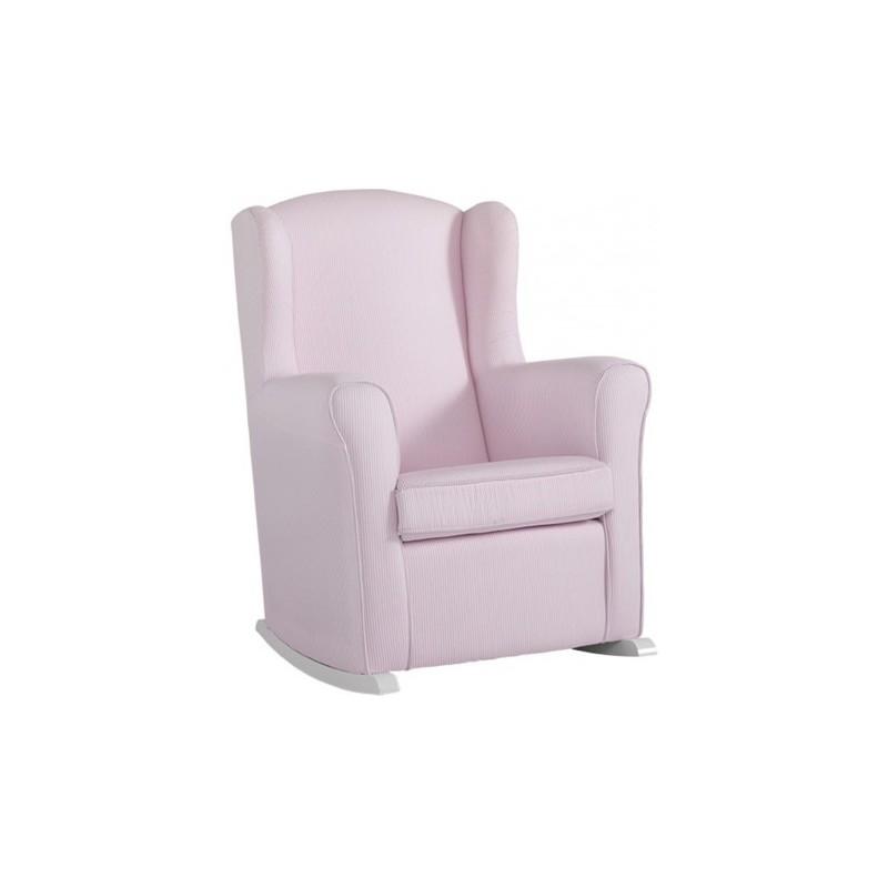 Butaca de Lactancia Micuna la nanita nana en rosa