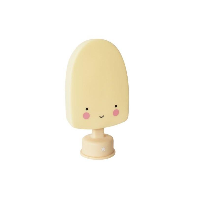 Lámpara Led Polo Amarillo
