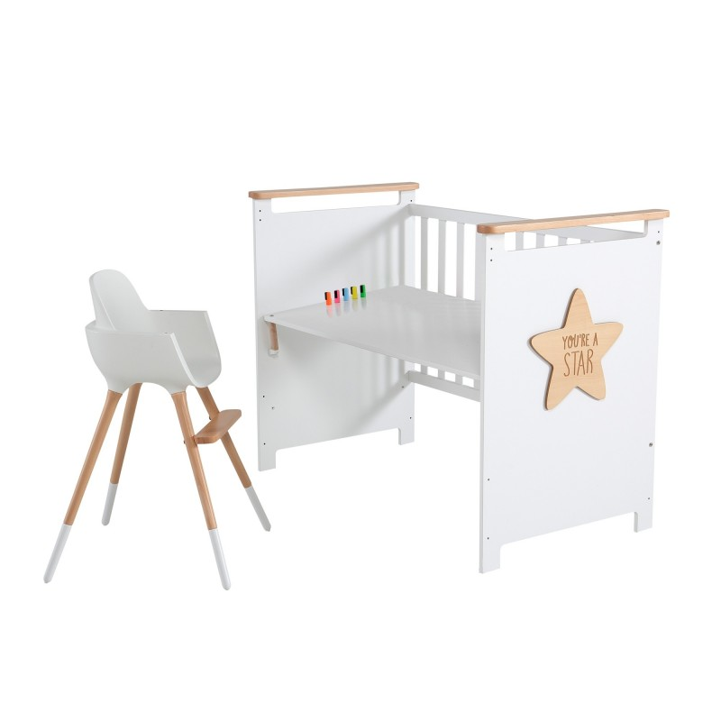 Kit Escrivaninha Desk Micuna