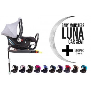 Luna Grupo 0 Baby Monster