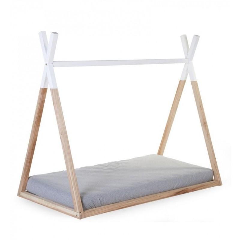 Colch n para cama montessori childhome for Cama 60x120