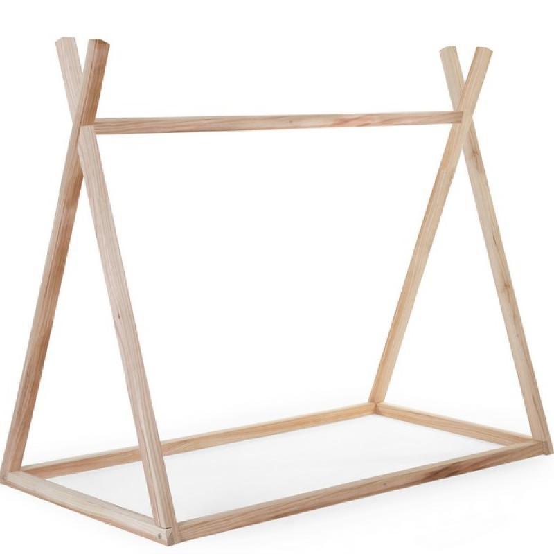 Cama Tipi Montessori Child Wood