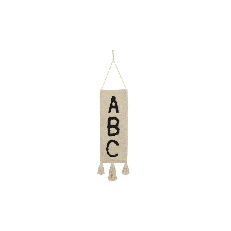 Colgante Pared ABC Lorena Canals
