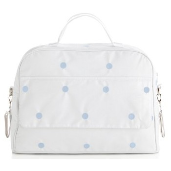 Bolso c/cambiador Romantic Bimbi Dreams