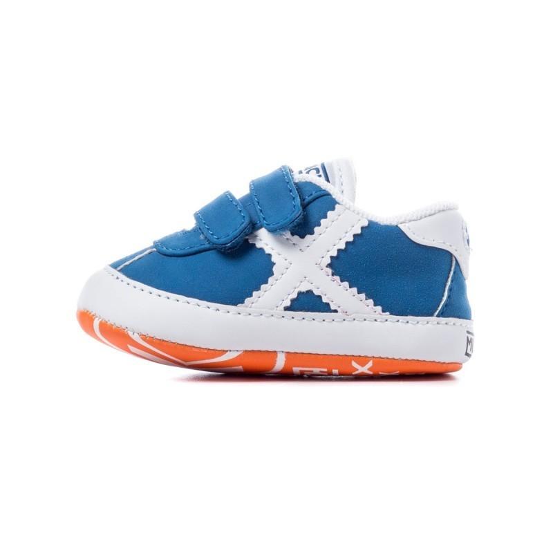 Zapatillas Munich Barru Zero Azul
