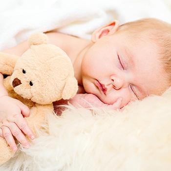 0-3 meses bebé duerme