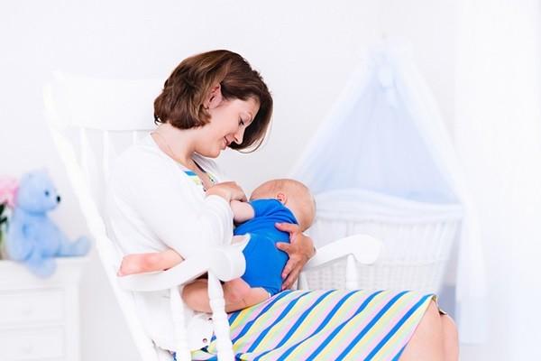 mama lactante