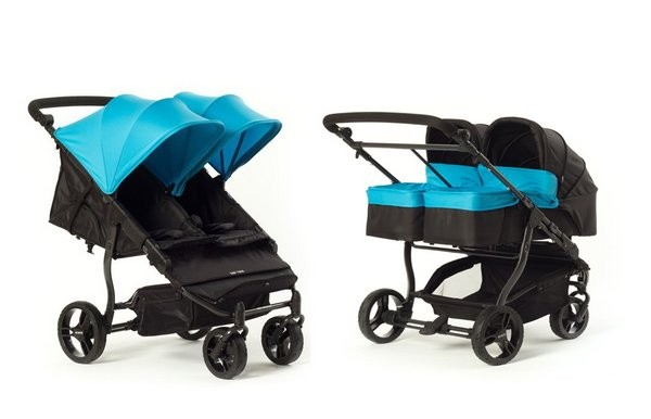 Dúo Easy Twin Azul