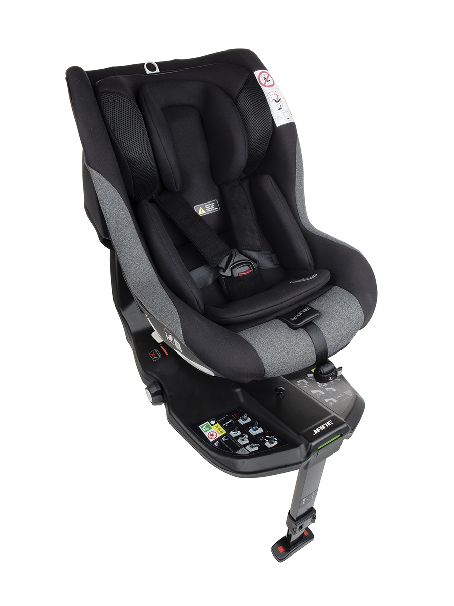 Silla Gravity Jet Black T34