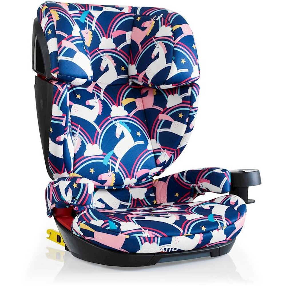 Silla de auto Cosatto Skippa Fix Grupo 2/3 Magic Unicorns