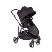 Silla Globe Baby Monster Black