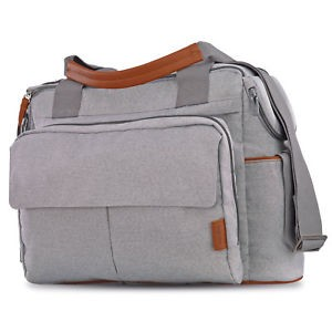 Dual Bag Derby Grey