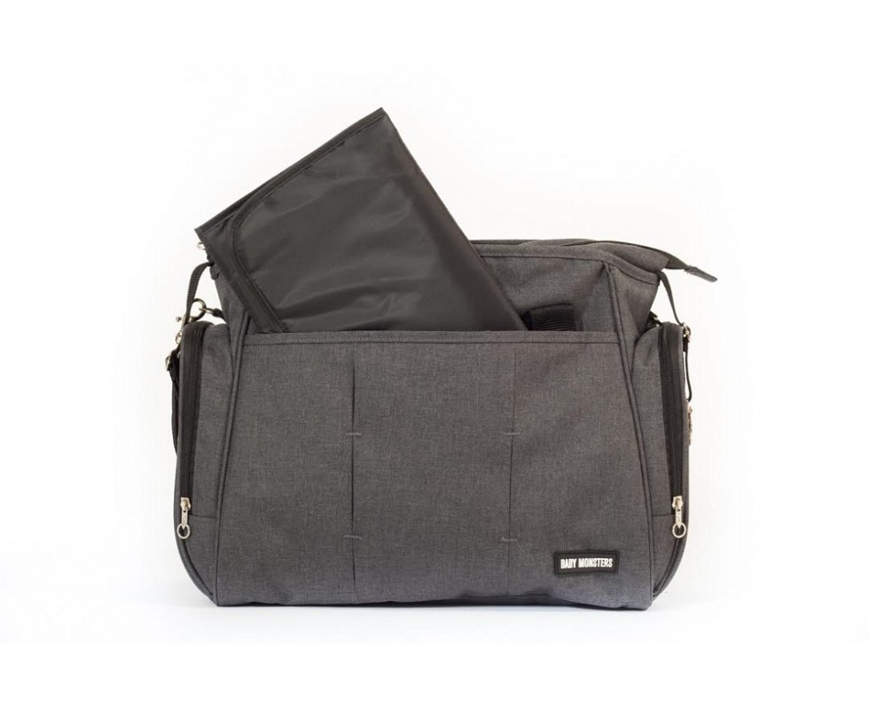 Bolso Easy Twin Negro