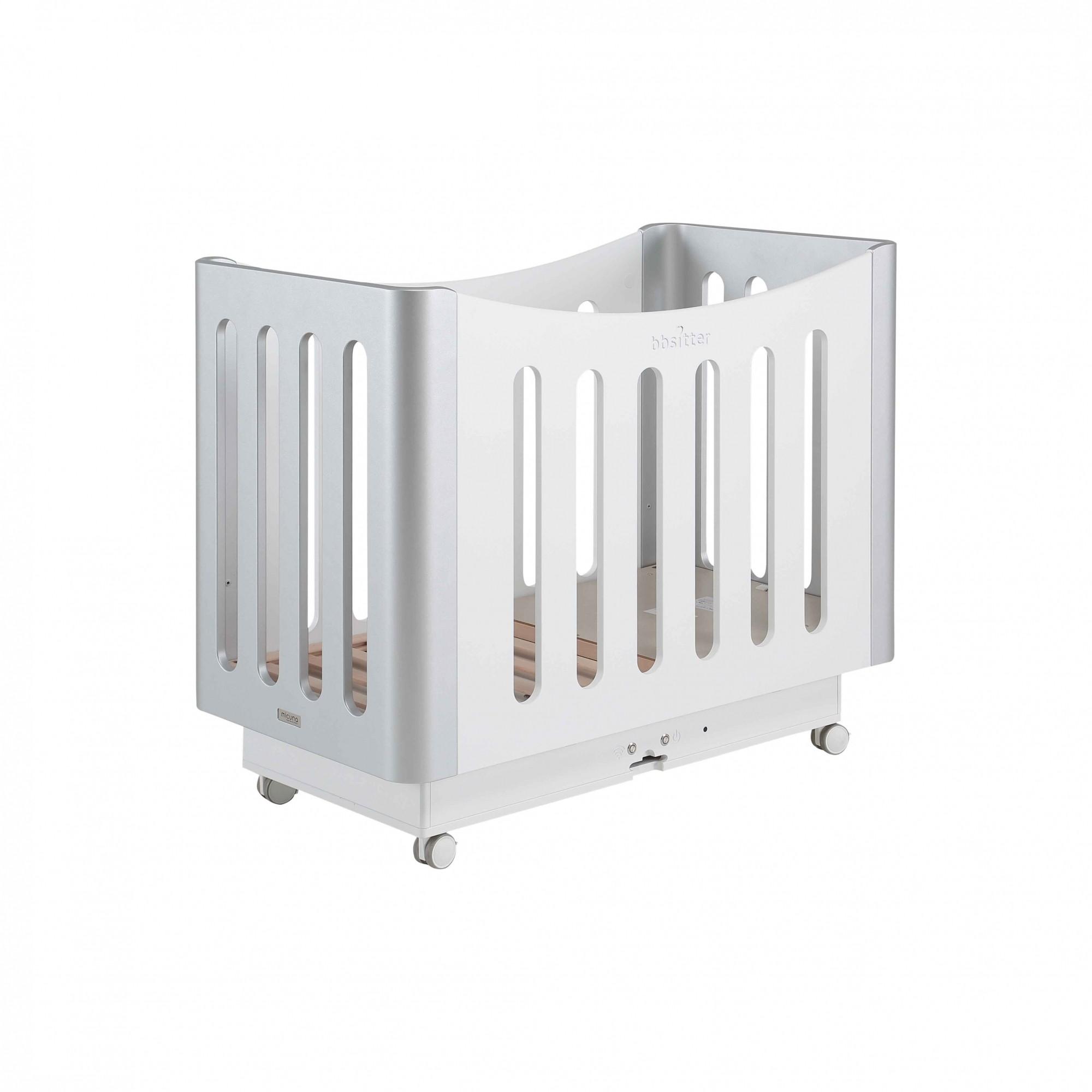 BBSitter Blanco / Aluminio