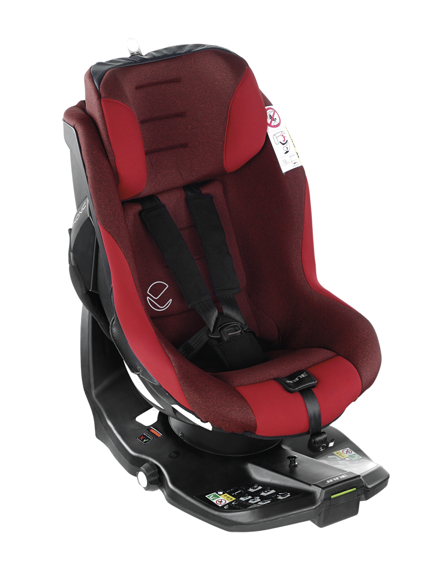 Silla Auto Ikonic t57 Red Being Jané