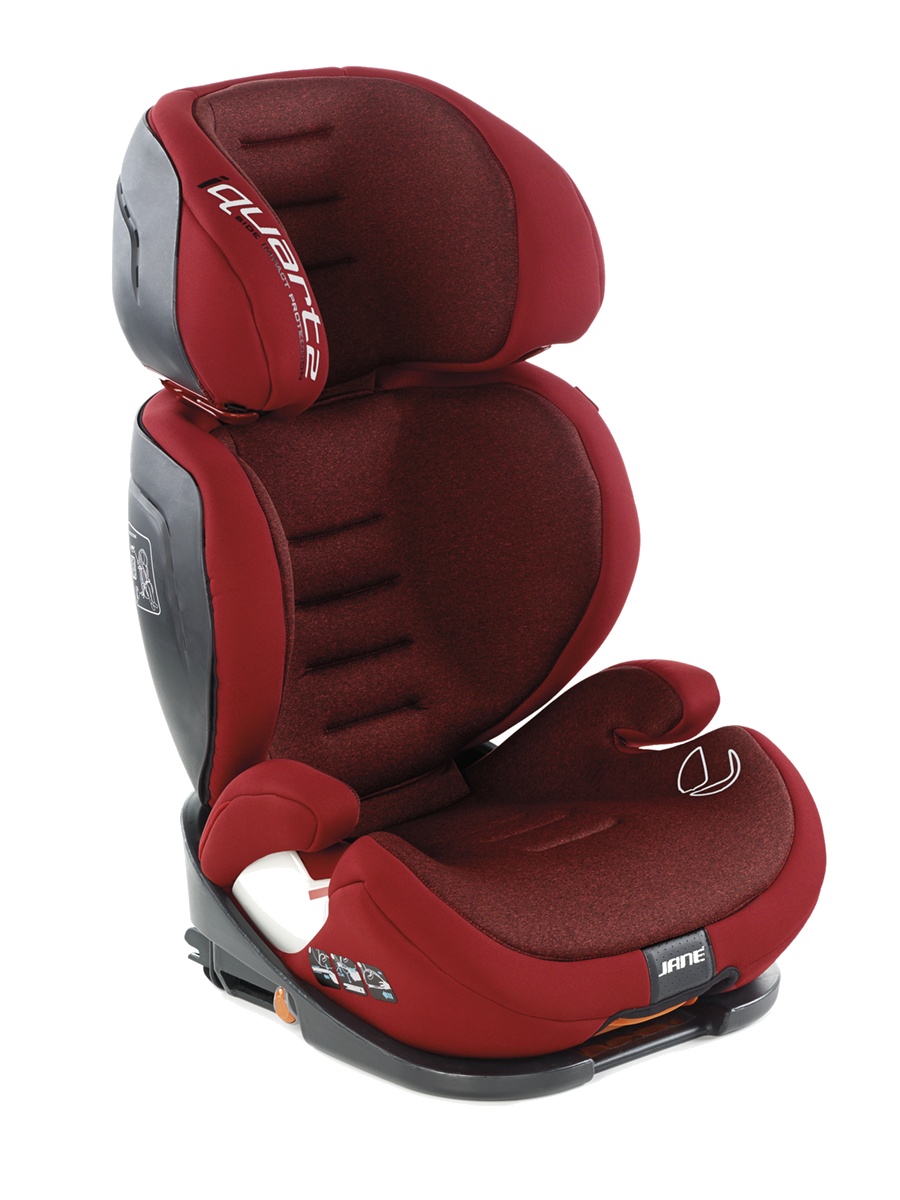 Silla Auto Iquartz t57 Red Being Jané