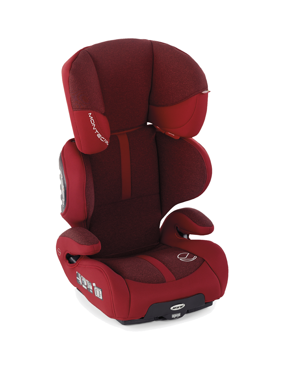 Silla Auto Montecarlo t57 Red Being Jané