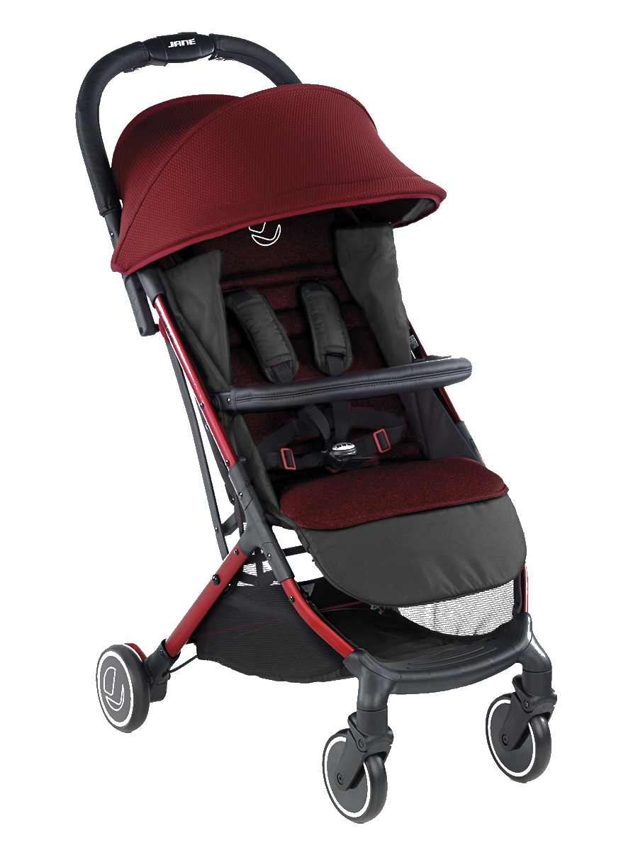 Silla Rocket Red Being T57 Jané
