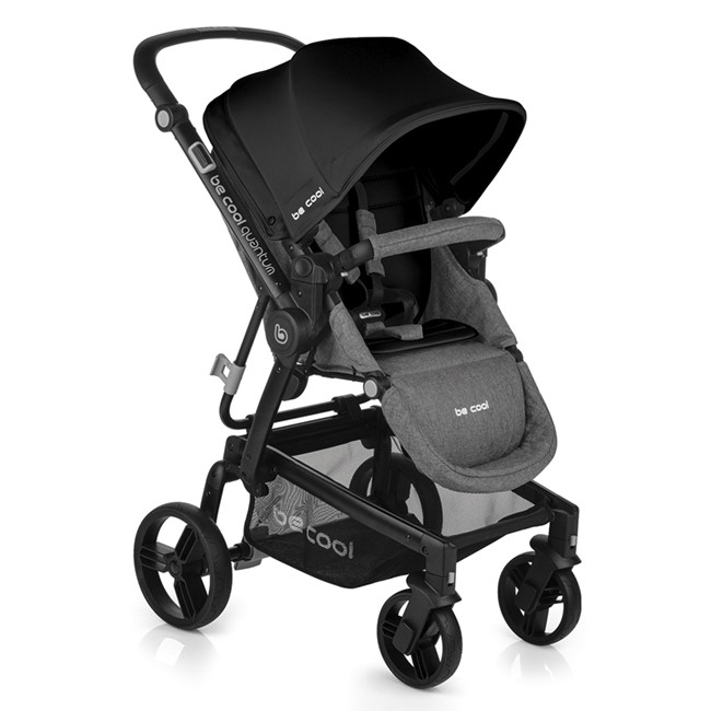 Silla de Paseo Quantum Be Cool Black