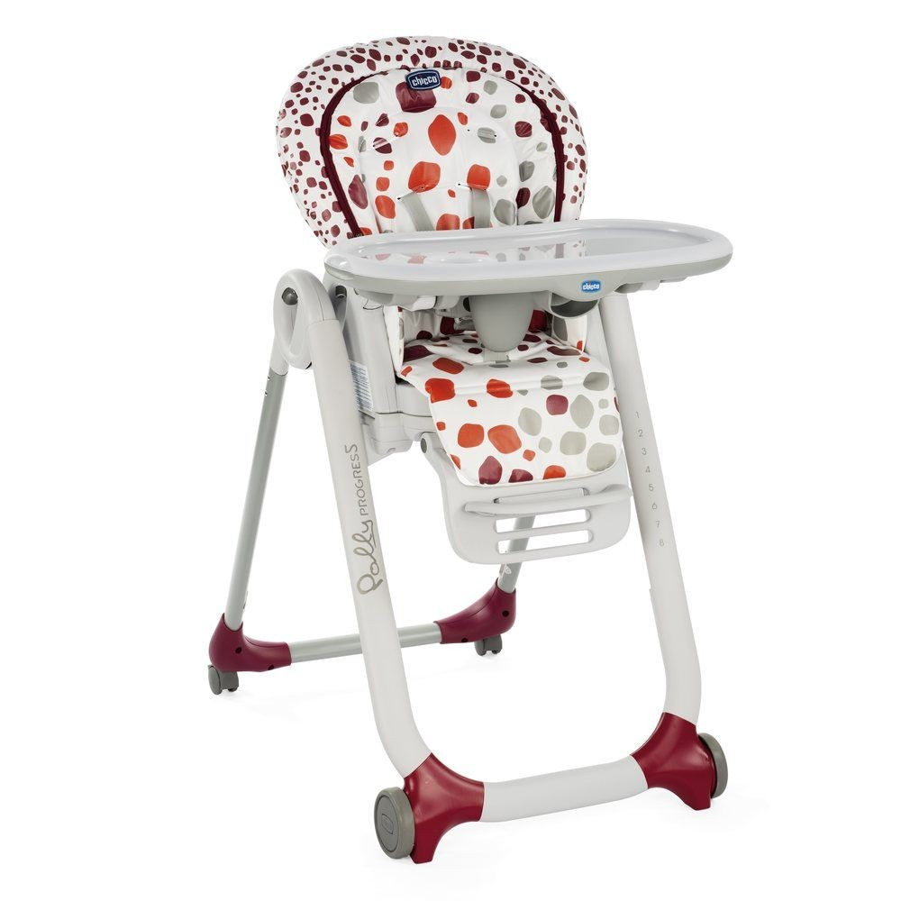 Trona Polly Progres5 Chicco Cherry
