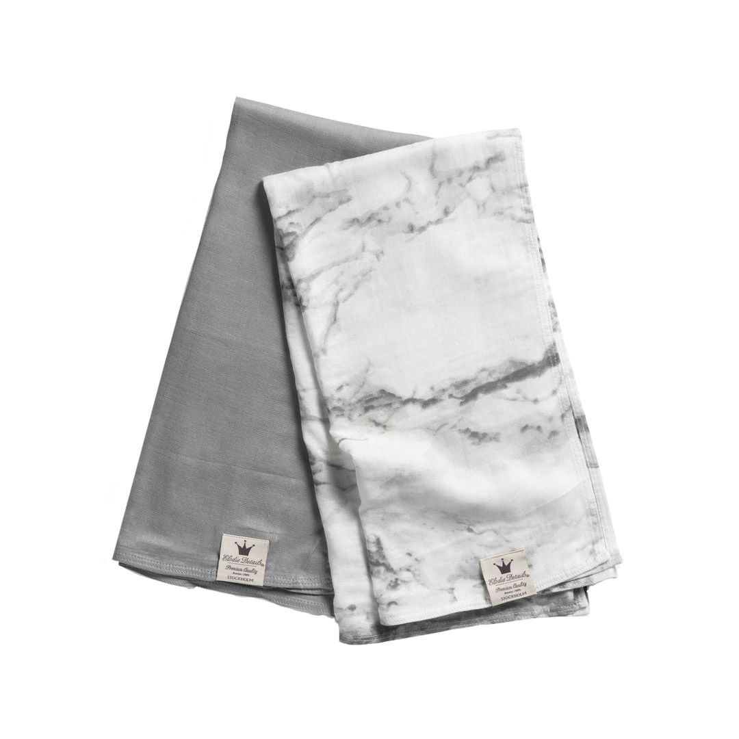 Musselina Marble Grey