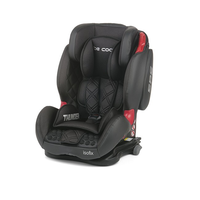 Silla Thunder Isofix Be Cool Confort Meteorite