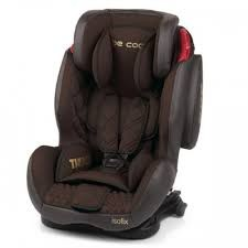 Silla Thunder Isofix Be Cool Confort Brownie