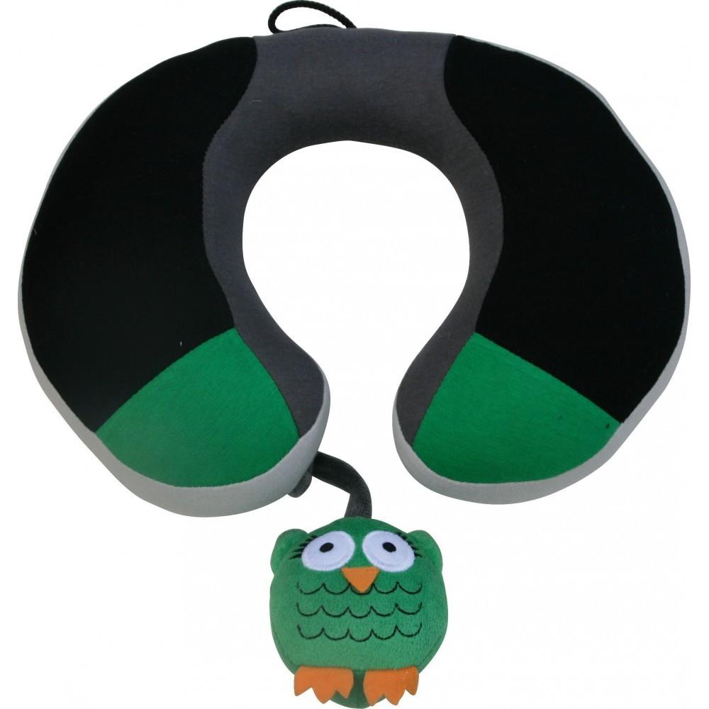 Collarin cervical verde Buho