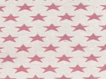 Star Blanco con Rojo