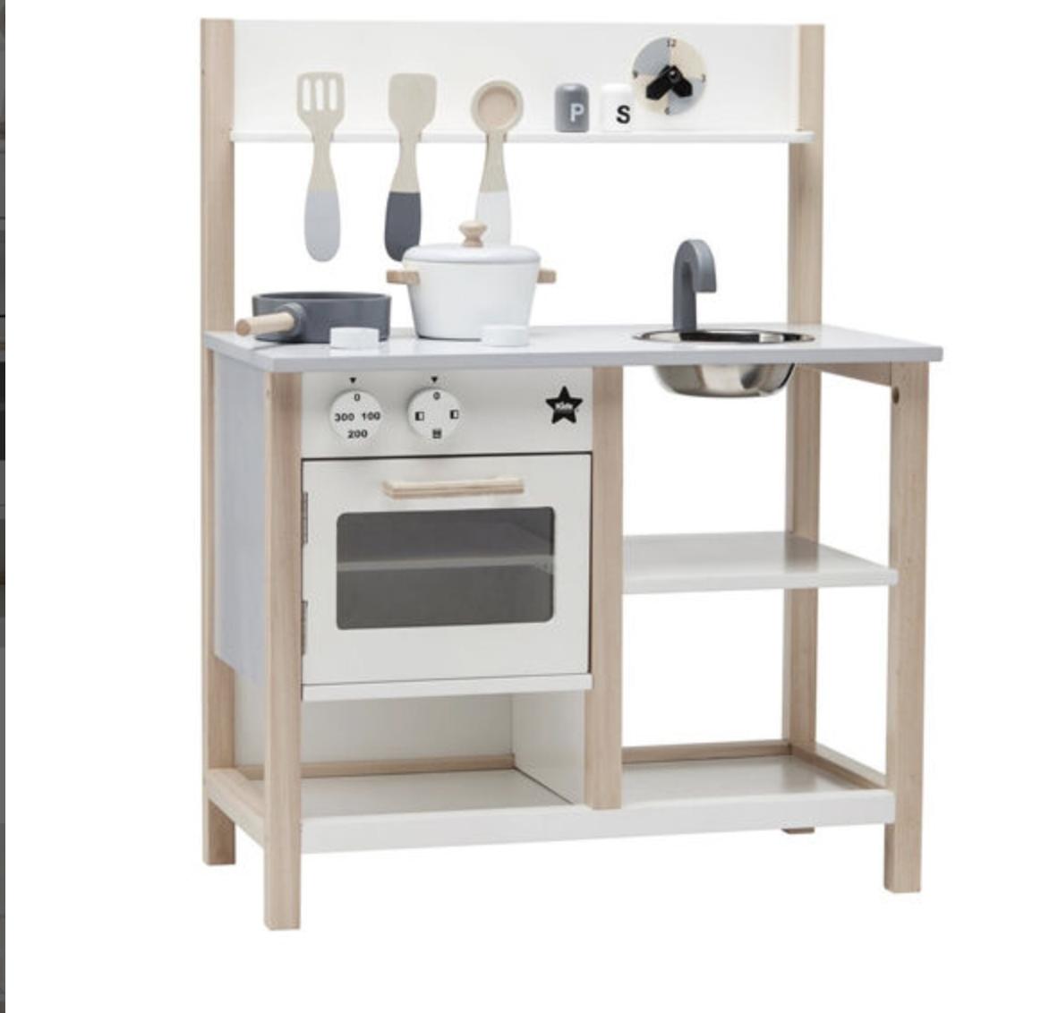 Cocina de Juguete de madera con accesorios Kids Concept