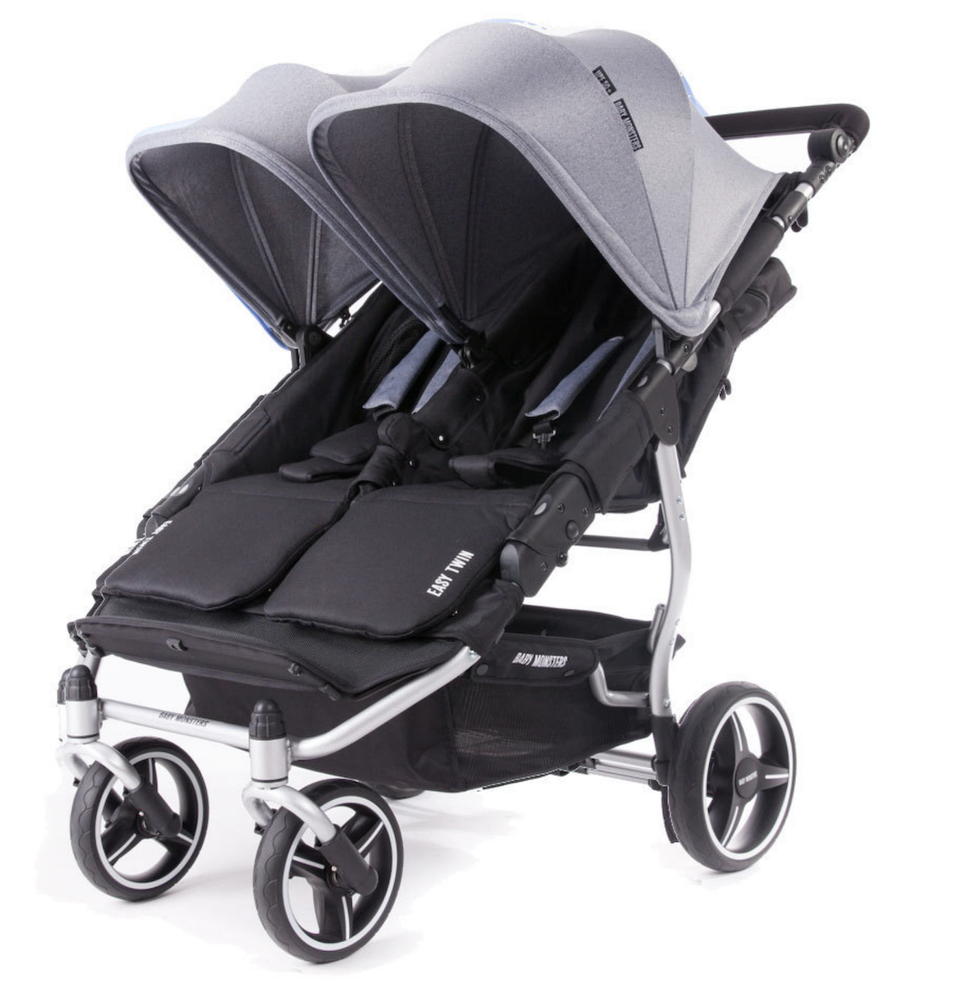 Silla gemelar Easy Twin 3.0 Baby Monsters