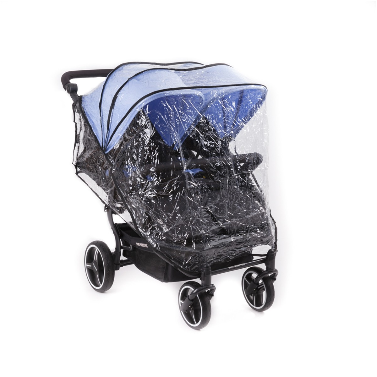 Burbuja de lluvia Easy Twin Baby Monsters