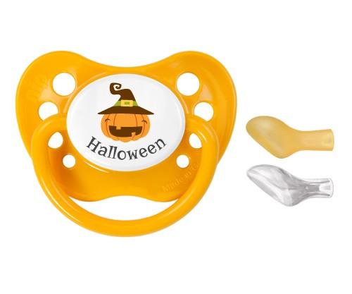 Chupete Anatómico de Silicona Especial Halloween Tutete