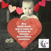 Porque sin el amor nada de todo esto sería posible!! Feliz día de San Valentín!!! #sanvalentinesday #sanvalentin #amor #love #babys #bebe #happyvalentinesday #kiss #baby #onlineshop #lananitafamily