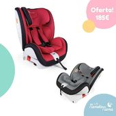 ¡¡La seguridad de tu bebé es siempre lo primero!! Y si hablamos de ir en coche, más todavía. La silla auto Interbaby Isofix es una silla auto evolutiva, va desde el grupo 0 al 3 (de 0 a 12 años). Tiene sistema de rotación 360º y a contra marcha hasta los 13kg (18 meses aproximadamente). Escoge el color que más te guste para la seguridad de tu peque. 🚗 🚗 👉https://alananitanana.com/es/sillas-auto-grupo-1-2-3/1567-silla-auto-interbaby-isofix.html  #LaNanitaFamily #Baby #SillaAuto #TiendaOnline #TiendaBebés #OnlineShop