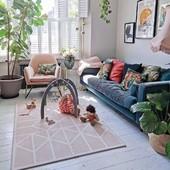 Inspiración para crear rincones y espacios cálidos con las alfombras de juego @Toddlekind 🧸💙🪀🎨  Las alfombras de juegos de esta marca están indicadas a partir de 0 meses. Realizadas con materiales no tóxicos. Si tenéis cualquier duda, escribidnos😊  #alananitanana #tiendaonline #puericultura #españa #mamaprimeriza #instababy #instamom #instadad #maternidad #paternidad #babiesofinstagram #embarazo #juguetes #amor #Playroomdecor #Playroominspo #toddlekind #kidsroominspiration #babystuff #babymat