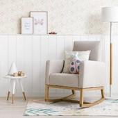 ⭐Hasta el 60% DTO en las mejores marcas durante 15 días⭐ Sillón de Lactancia Nordic de @noryk_home con un 7% de descuento durante estos días.   Este sillón balancín es ideal para disfrutar de un momento de conexión con nuestros pequeños🤱. Fabricado en madera de fresno natural, puedes elegir entre más de 20 colores su tapizado. Además, incluye un práctico cojín en la compra💙  Te enviamos tu pedido en 24/48 horas📦 Enlace en nuestra BIO⬆  #alananitanana #tiendaonline #babyroom #babyroomideas #maternidad #paternidad #embarazo #descuentos #puericultura #octubre #papispower #embarazadas  #family #baby #pregnancy #pregnant #love #instamum #lactancia #lactanciamaterna #norykhome