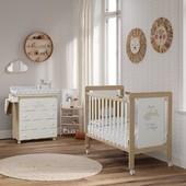 Nueva colección de @micuna_es 🤎 Mirad la habitación completa Happy.   Ternura en cada rincón, ¿verdad? 👶 Además, puedes elegir los acabados del mobiliario: blanco o color natural.   Es momento de crear el espacio más maravilloso del hogar. ¿Nos dejas acompañarte💙?  #alananitanana #tiendaonline #puericultura #españa #mamaprimeriza #instababy #instamom #instadad #maternidad #paternidad #Micuna #baby #bebe #babyroom