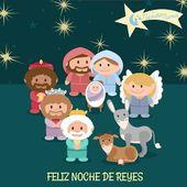 Hoy es la noche más mágica de todo el año: familia, amor, deseos y mucha ilusión ✨ ⠀ ¡Que todos vuestros sueños se cumplan⭐️! ⠀ #navidad #reyesmagos #ilusion #alananitanana #bebes #regalos