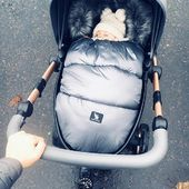 Imposible ir más calentito que con nuestros sacos de silla de Cottonmoose y además son los más 🔝del mercado ❄️🖤 - - 🇵🇹 Impossível ficar mais quente do que com as nossas malas para cadeira Cottonmoose e elas também são as mais 🔝de mercado ❄️🖤 - - 🏴 Impossible to go warmer than with our Cottonmoose chair bags and they are also the most 🔝of the market ❄️🖤 - - #lananitafamily #alananitanana_  #cottonmoose #sacobebe #babyfashion #winterclothes #tiendaonline #babys #tiendabebe #onlineshop