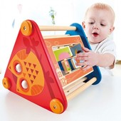👶💟 Queremos lo mejor para nuestros pequeños. Por eso, la cajita portátil #Hape ayuda a mejorar la imaginación, la coordinación y motricidad ⠀ 📲 https://bit.ly/2rleLVH ⠀ #LaNanitaFamily #Baby #TiendaOnline #TiendaBebés #OnlineShop #JuguetesMontessori #Aprender #Jugar #Montessori