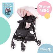 La nueva silla de paseo Kuki de Baby Monsters es íncreíblemente ligera y compacta, pero a la vez muy cómoda para los niños, incluso para un recién nacido 😍. Ahora, además, está de oferta y te regalamos la burbuja de lluvia!! #LaNanitaFamily #Baby #TiendaOnline #TiendaBebés #OnlineShop #BabyMonster #Kuki #baby