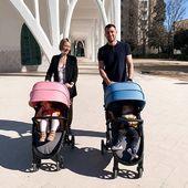 La nueva silla de paseo Alaska de @baby_monsters, una versión mejorada facilitando la vida a los papis por su comodidad y facilidad en su manejo💙⠀ En nuestra web tenemos 7 colores disponible y con un ahorro inmejorable😉 ⠀ ⠀ #alananitanana #tiendaonline #alaskastroller #mybabymonsters #embarazadas #strollers