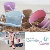 Apurando los días de verano sin dejar de disfrutar con nuestros conjuntos de playa  de silicona. Aprovecha los últimos días de rebajas y hazte con ellos !! 🛍 - - Apressando os dias de verão enquanto desfruta de nossos conjuntos de praia de silicone. Aproveite os últimos dias de vendas e ganhe!! 🛍 - - #lananitafamily #alananitanana_ #alananitanana #instababy #playa #summer #bebe #love #jugarenlaplaya #scrunch #fun #silicone #recyclable @funkitworld