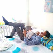 FAMILIA 💙 No importa quiénes ni cuantas personas compongan una familia... lo importante siempre es el amor que hay en ella. Feliz Día de la Familia👶 Gracias por formar parte de la familia de #alananitanana  #familia #ohana #tiendaonline #babystore