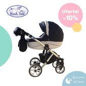 Durante la #quincenadelbebé podrás encontrar los carritos de paseo de Mundi Bebé al 10% de descuento 👏😍 Link en bio.  #mundibebe #carritosdebebé #LaNanitaFamily #descuentos #bebé