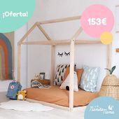 ¡Casa Montessori en OFERTA! Dale a tu peque la posibilidad de tener su propia casa dentro de su habitación y apúntate a la tendencia del método Montessori 👏  #LaNanitaFamily #Baby #montessori #HappyWay #TiendaOnline #TiendaBebés #OnlineShop #ofertasverano