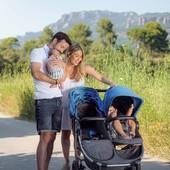 La opción más 'easy' para un buen verano☀🌈   Es el nuevo modelo de @baby_monsters, la Easy Twin 4 que ha revolucionado el mercado⚡ Para gemelos o hermanos de distina edad. Pues acoplar sillas y capazos🐣 Crecer juntos hasta de paseo🐣🐣   Haz la combinación de que más te guste en nuestra web 🟡🟢🟣🟤⚫⚪🔴  #alananitanana #tiendaonline #puericultura #españa #mamaprimeriza #instababy #instamom #instadad #maternidad #paternidad  #mybabymonsters #babybrand #babyproducts #pregnant #pregnancy #strollers #instababies #easytwin4