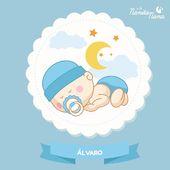 Esta vez le toca a Álvaro. Este nombre esconde una gran carga emocional, carisma y una agradable sonrisa. 😍